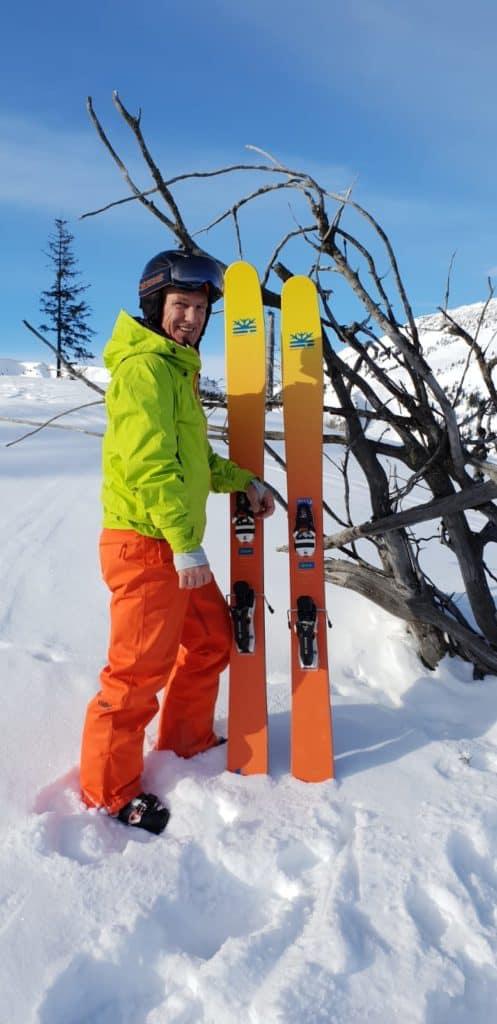 Neu im Sortiment: dps Ski – DIE Marke aus den USA