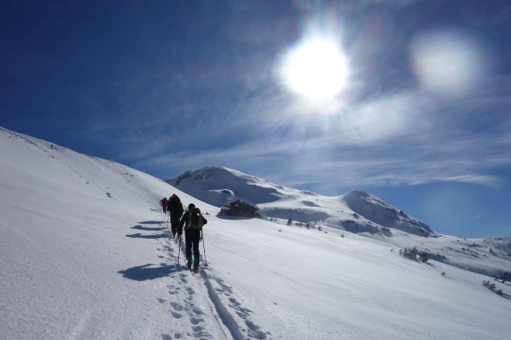 Skitouren Events der Freerideschule Merz sind ab sofort online!